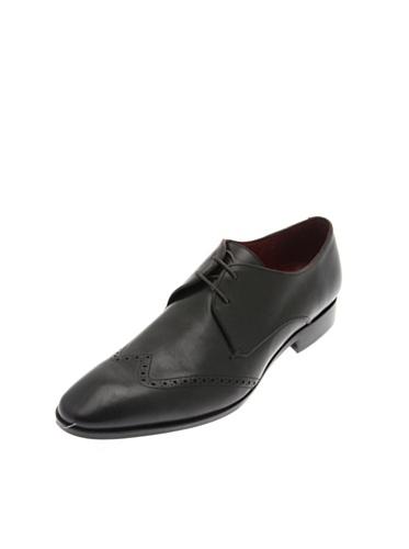 Pierre Cardin - Zapatos de cordones de Piel para hombre marrón marrón marrón