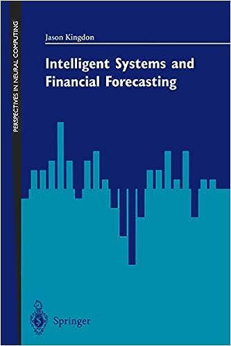 Intelligent Systems and Financial Forecasting: Jason Kingdon
