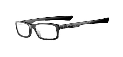 Oakley Bucket Mans Eyeglasses Frame [Polished Black Color51mm Size]