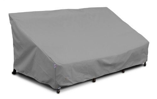 KoverRoos Weathermax 87450 Sofa Cover, 65-Inch Width by 35-Inch Diameter by 35-Inch Height, Charcoal by KOVERROOS