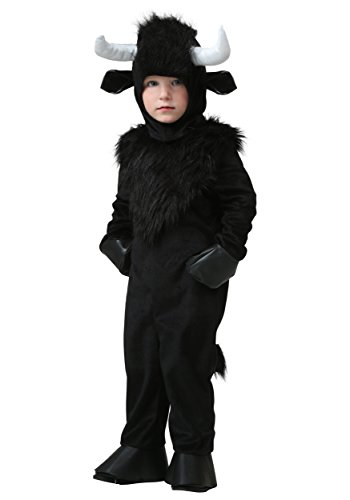 Bull Costume For Kids (Little Boys' Bull Costume 2T)