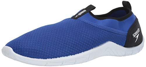Mens Deck Cruiser - Speedo Men's Tidal Cruiser Water Shoe, royal blue, 13 Regular US