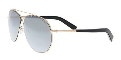 Tom Ford Women's TF374 Sunglasses, Shiny Rose ()