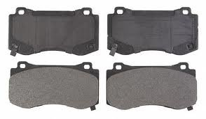 Dodge Charger SRT 8 FRONT Brembo Disc Brake Pads Mopar by Brembo