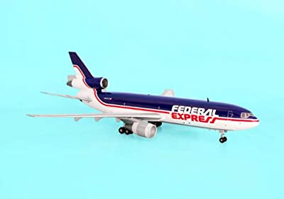 AVIATION200 1-200 Scale Model Aircraft BBOX048 Federal Express DC-10-30 Aviation Model 1-200 Scale
