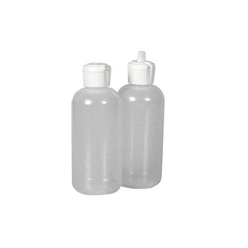 Relags Kunststoffflaschen/Fläschchen mit Klappausgiesser