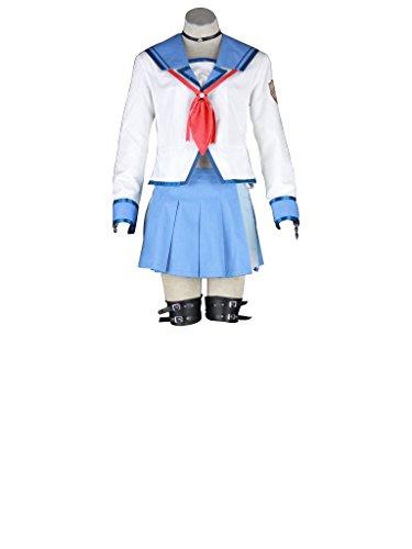 Mtxc Women's Angel Beats! Cosplay Costume Yui 1st Size X-Small (Angel Beats Cosplay Costumes)