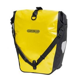 Ortlieb Back-Roller Classic Panniers - Yellow/Black -  OR-F5304