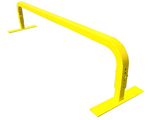 Mojo Split Rail, Yellow