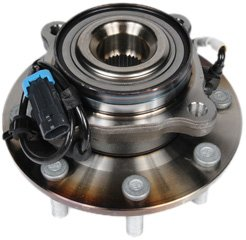 ACDelco FW339 GM Original Equipment Front Wheel Hub and Bearing Assembly with Wheel Speed Sensor and Wheel Studs
