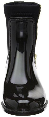 Tommy Hilfiger Damen O1285dette 12r1 Kurzschaft Stiefel Schwarz (Black)