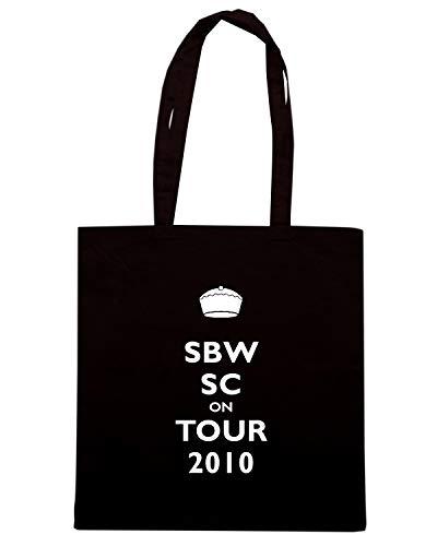 TOUR Nera SBW Shopper 2010 TKC1075 Borsa ON SC SZYwpn