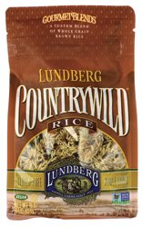 Lundberg Countrywild A Gourmet Blend of Whole Grain Brown Rice -- 1 lb