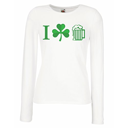 t-shirts-for-women-long-sleeve-the-symbols-of-st-patricks-day-irish-icons-medium-white-multi-color