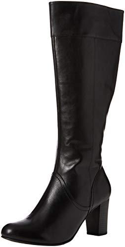 Caprice Nappa Black 22 Stivali 25510 Nero Donna zwzgF6q