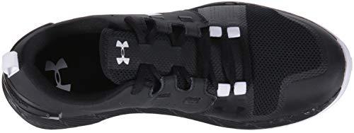 TR White X Under Chaussures Armour UA Black Noir de Fitness Nm Commit Homme BqB7T4cfH
