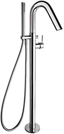 Monomando de columna para baño con equipo de ducha, modelo Ática ...