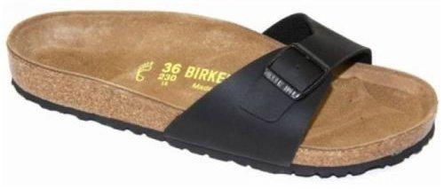 birkenstock-womens-madrid-1-strap-cork-footbed-sandal-black-39-m-eu