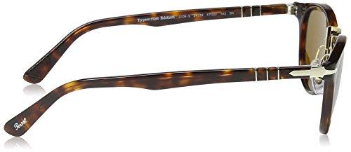 Brown Sonnenbrille PO3108S Havana Persol Marron qBx80wIq
