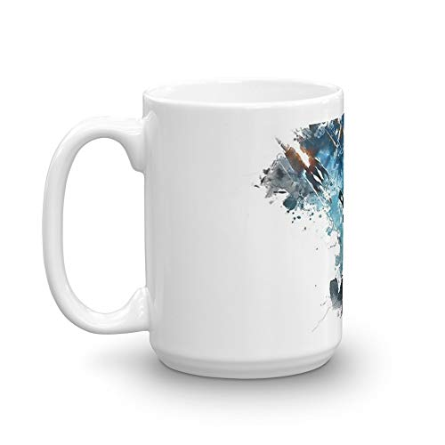Mass Effect 11 Oz Ceramic (Xbox 360 Knights Of The Old Republic 3)