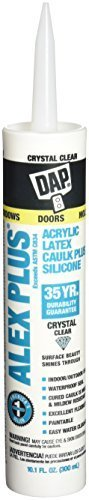 dap-18401-crystal-clear-alex-plus-acrylic-latex-caulk-plus-silicone-101-ounce-by-dap