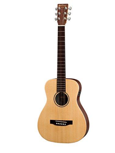 Martin LX1E Little Martin Left-Handed Acoustic-Electric Guitar