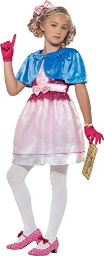 Roald Dahl Deluxe Veruca Salt Costume Small Age 4-6 ()
