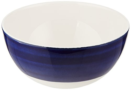 Mikasa Cadence Cobalt Cereal Bowl, 6-Inch