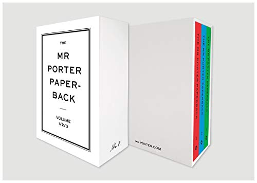 The Mr Porter Paperback: Slipcased Edition: The Manual for a Stylish Life: Volumes One, Two, and Three