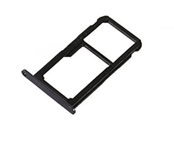 Para Huawei P8 Lite 2017 pra-lx1 Try SIM bandeja alloggio Puerta Tarjeta + Micro SD Slot Porta SIM adaptador