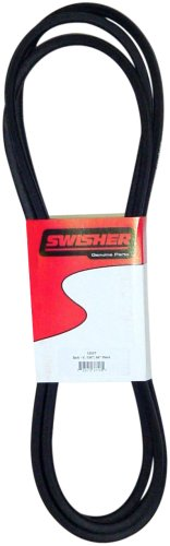 Swisher 12527 130-Inch Belt - Fits select Swisher ZTR Mowers