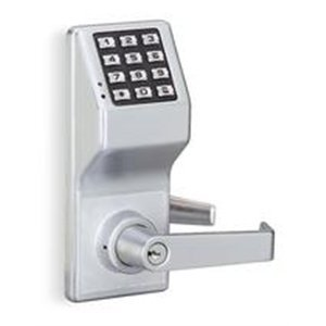 Alarm Lock Trilogy Electronic Digital Lock DL2700 - Oil Rubbed Bronze Finish