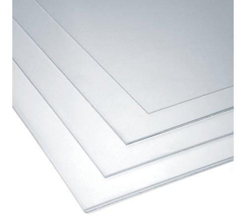 Clear Lexan Sheet .040 x 8 x 9