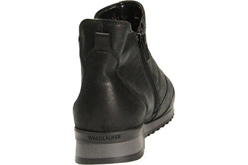 Waldläufer Hurly 370803-121-001 Größe 42 Schwarz (schwarz)