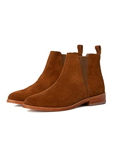 Nisolo Women's Leather Pull On Chelsea Boot