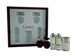 Cartier Fragrance Variety Pack for Unisex