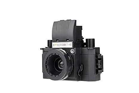 Electronic Toys Black Haynes HTLR14 Classic Camera Construction Kit Radios, MP3 & CD Players