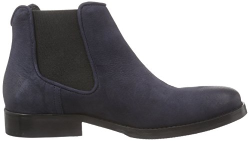 Navy Chelsea Boot Nubuck Boots Ankle Blue Women's Mentor xzgYRwqR