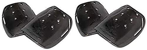 Impacto Met Guard Metatarsal Protector, Black (2-(Pack))