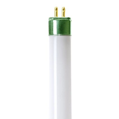 Sunlite F54T5/835/HO 54-Watt T5 Linear Fluorescent Light Bulb Mini Bi Pin Base, 3500K, 40-Pack by Sunlite