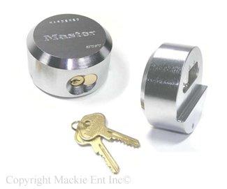 Master Lock Pro Series Hidden Shackle Padlocks, Keyed Alike 6271NKA-6 w/BumpStop Technology by Master Lock (Image #4)