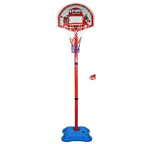 ゴール バスケットゴール 屋内用 子供用(13101430) B07HHM4QSY