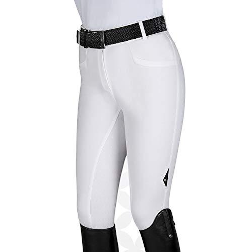 arlette Grip Pantalone Donna 46 Bianco Full Mod Equiline wOXZSqxS