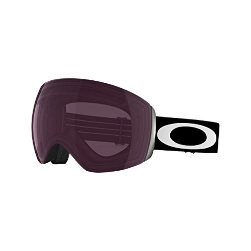 Oakley Flight Deck Ski Goggles, Matte Black/Prizm - Store Oakleys