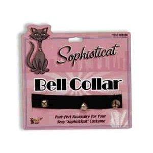 [Sophisticat Bell Collar Accessory] (Sophisticat Costume)