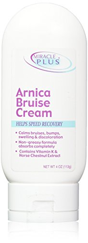 Miracle Plus Arnica Bruise Cream product image
