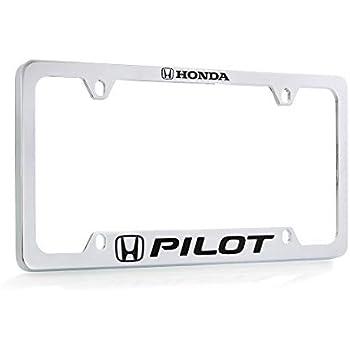 Mopar wordmark black zinc metal license plate frame holder 2 Hole