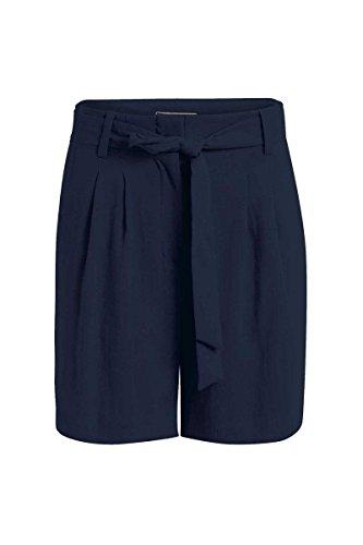 Blue Vimela Vila Shorts Shorts Azul Vila XzxzY