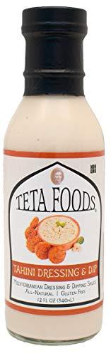 Teta Foods Tahini Dressing 12 ()