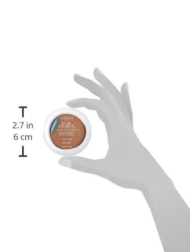 L'Oreal Paris True Match Powder, Deep Cool, 0.33 Ounces